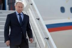 Путин прибыл с рабочим визитом в Пекин