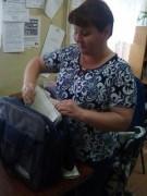 Новгородский почтальон Нина Златина спасла жизнь односельчанину