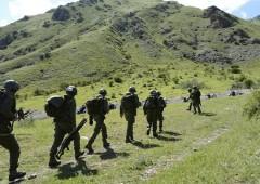 В Моздоке завершился армейский чемпионат по спортивному ориентированию