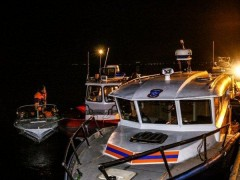 Жертвами столкновения катамарана и баржи на Волге стали 11 человек