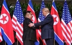 """Kim y Trump firman acuerdo tras su cumbre que """"va a suponer un gran cambio"""""""