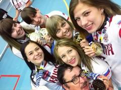 Кубанская спортсменка помогла завоевать для сборной России путевку на Паралимпийские игры