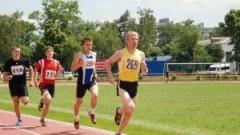 Участники Сельских игр Кубани поборются за медали в легкой атлетике