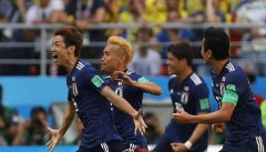 Сборная Японии обыграла Колумбию на ЧМ-2018