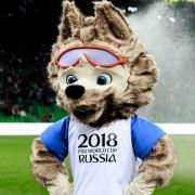 Волк Забивака стал самым популярным сувениром в Санкт-Петербурге
