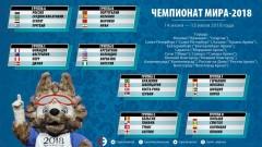 Футболисты Дании и Австралии сыграли вничью в матче ЧМ-2018