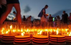 В День памяти и скорби на Кубани зажгли «Свечи Памяти»