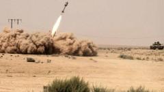 Рядом с аэропортом Дамаска упали две израильские ракеты