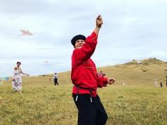 Фестиваль воздушных змеев в «Атамани» посетили около 2000 гостей