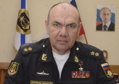 Вице-адмирал Александр Моисеев возглавил Черноморский флот