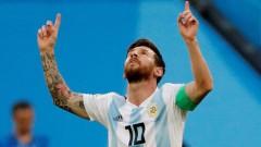 Лионель Месси забил 100-й гол на ЧМ-2018 по футболу в России