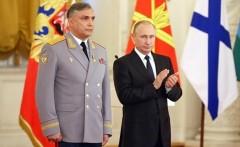 Александр Матовников назначен полпредом президента в СКФО