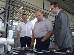 Александровский «Завод «Радиан» отметил 50-летие