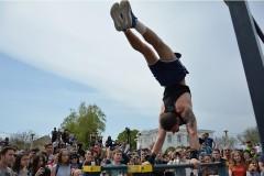 В Ставрополе прошел юбилейный фестиваль уличных культур MIXBattle