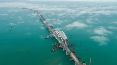 В Google Maps Крымский мост подписали на украинском языке