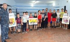 На Ставрополье полицейские провели в детском оздоровительном лагере правовой квест