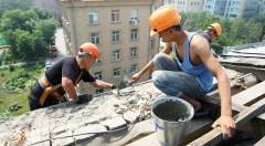 На Дону за январь-июнь капитально отремонтировано более 200 многоквартирных домов