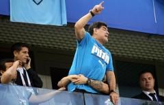 Марадона готов бесплатно тренировать сборную Аргентины
