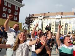 Полицейские Ставрополья присоединились к акции «Наша семья, наш футбол»