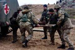 На учениях погибли трое украинских военнослужащих