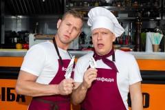 В Москве стартовали съмки «СеняФедя» - продолжения комедии «Кухня»