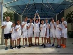 Юные футболисты «Реал Мадрид – ДГТУ» в победили в международном турнире «Альма»