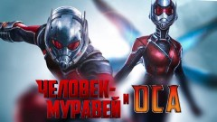 Человек-муравей и Оса спасают супергероев