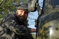 Александр Балуев снимается в сериале «Золото Лагина»