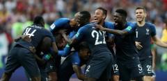 Франция обыграла Хорватию в чемпионате мира по футболу
