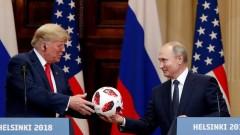 Шварценеггер увидел в Трампе «вареную макаронину» на встрече с Путиным