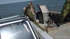 Донские пограничники задержали браконьеров с уловом на 150 тысяч рублей