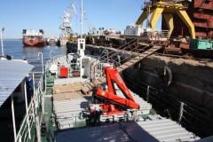 В Астрахани Ахтубинский судозавод до конца года планирует сдать заказчикам три объекта