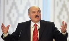 """Впервые после """"инсульта"""" Александр Лукашенко появился на публике"""