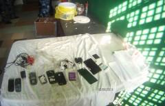 В СИЗО Ростова-на-Дону пытались доставить сотовые телефоны в банке с краской