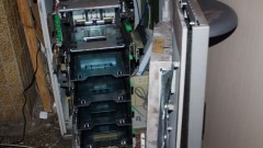 В Краснодаре из банкомата в отделении банка украли около 2 млн рублей