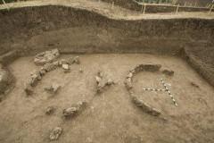 На месте будущей трассы в обход Аксая найдены захоронения IV тысячелетия до н.э.