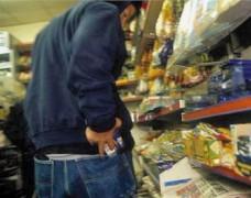 В Михайловске раскрыт грабеж из гипермаркета