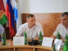Отдел МВД России по городу Анапе возглавил подполковник Андрей Рапп