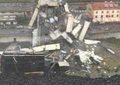 При обрушении моста в Генуе погибли 22 человека, судьба 10 неизвестна