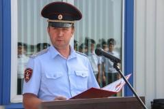 В Краснодаре чествовали сотрудников авиаотряда спецназначения Росгвардии