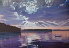 В Краснодаре открылась выставка художника Валерия Ворохова