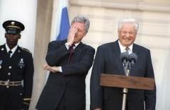 В США обнародованы расшифровки бесед Ельцина и Клинтона о Путине