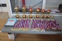 Сборная ГУ Росгвардии по Краснодарскому краю взяла «золото» окружного турнира по борьбе самбо и боевому самбо