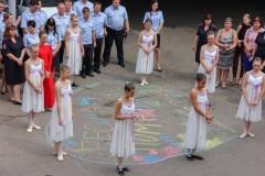 В Краснодаре сотрудники Росгвардии присоединились к мероприятиям Всероссийского дня солидарности в борьбе с терроризмом