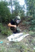 На Ставрополье росгвардейцы обезвредили найденный гранатомет