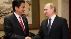 Путин предложил заключить мирный договор с Японией до конца 2018 года