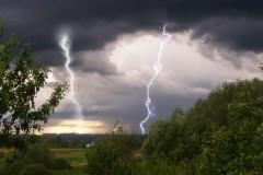 На Краснодарский край обрушатся ливни с грозами и ветром