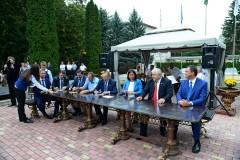 В Кисловодске состоялось памятное гашение конверта к 80-летию санатория им. Г.К. Орджоникидзе
