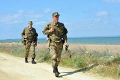 За сутки пограничники зафиксировали в Краснодарском крае шесть нарушений правил пограничного режима