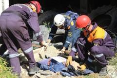 В Сочи прошли учения по ликвидации последствий взрыва газа в жилом доме